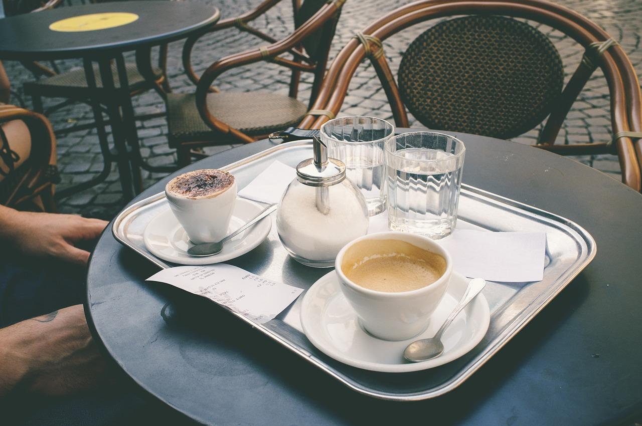 Équipements Café
